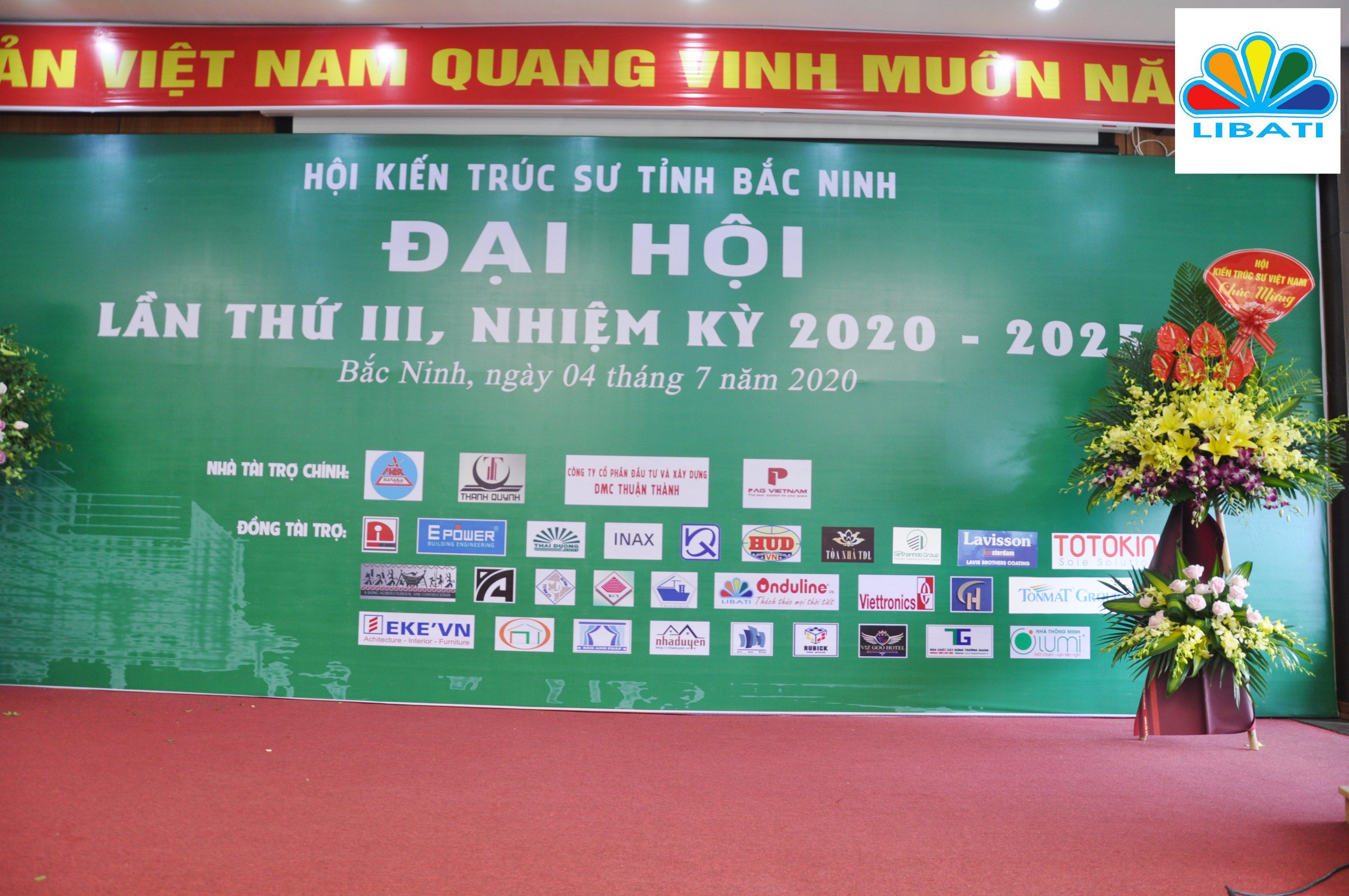 Onduline đồng hành cùng Hội kiến trúc sư tỉnh Bắc Ninh.